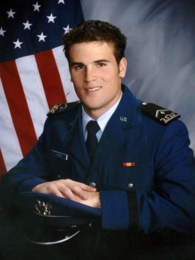 "Memorial for USAFA Graduate - Captain Mark ""Tyler"" Voss"