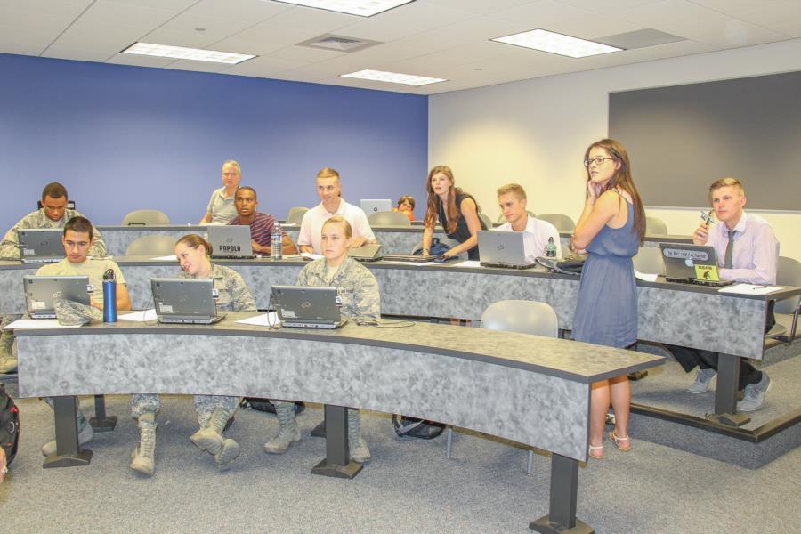 Speech & Debate Team Coverage