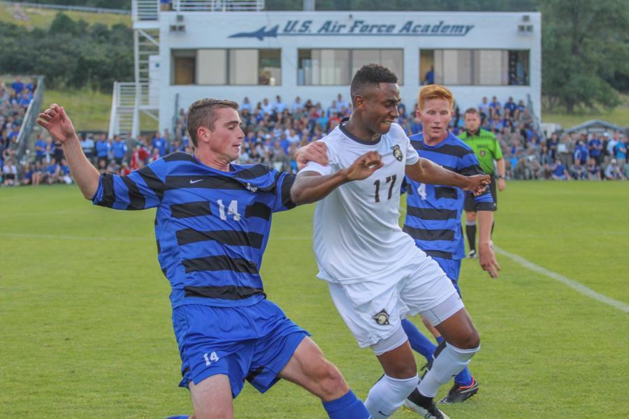 USAFA vs Army Soccer Game