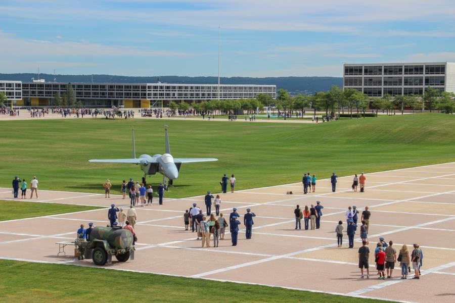 USAFA Parents Weekend Pictures