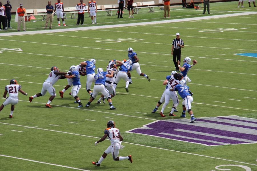 USAFA vs Morgan State Football Game