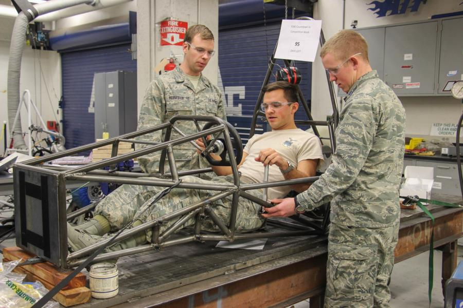 Air Force Racing Team