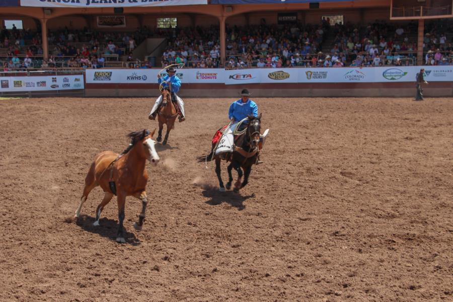 Intramurals & Pikes Peak or Bust Rodeo
