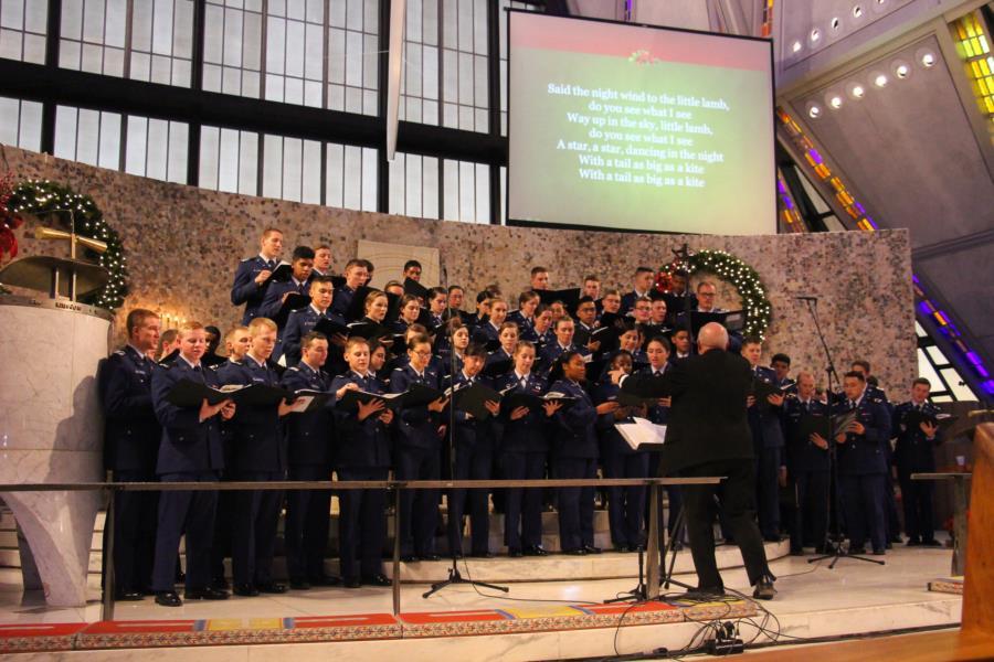 Cadet Chapel Christmas Concert