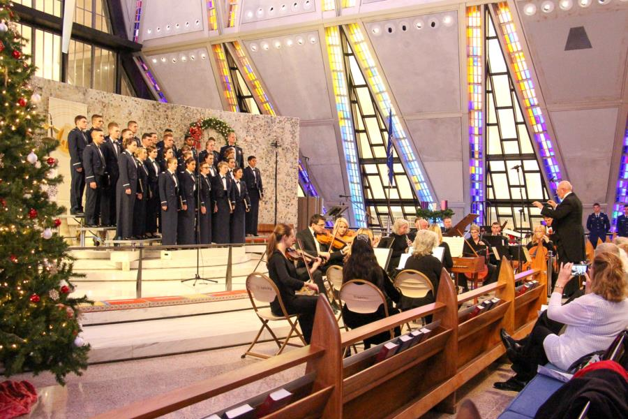 The messiah cadet chorale usafa webguy solutioingenieria Images