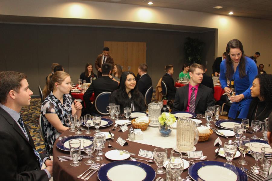 Social Decorum Formal Dinner