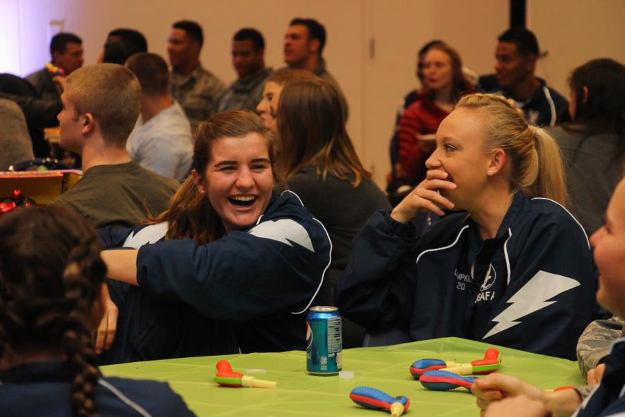 Cadet Entertainment ~ Cadets + Comedy = 1 Hilarious Night