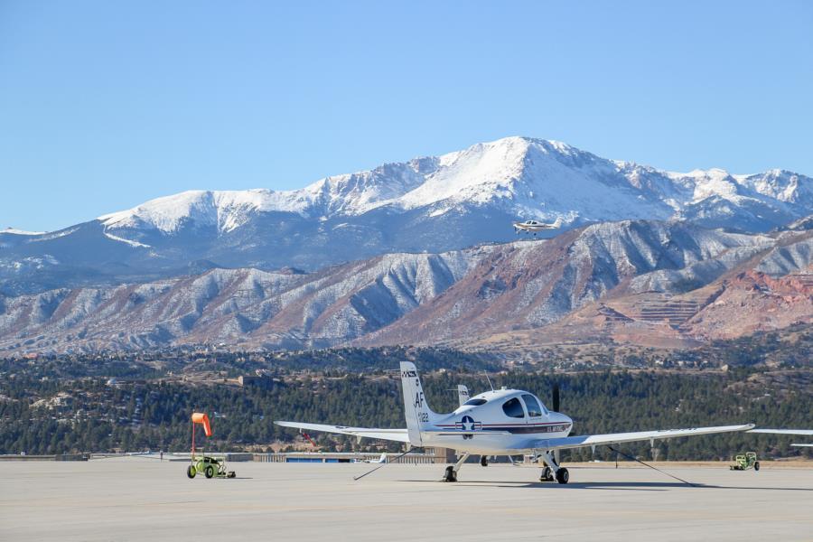 Airfield - Soaring & Powered Flight