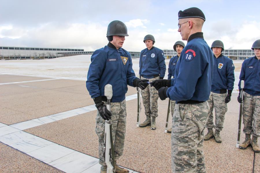 Honor Guard | USAFA Webguy