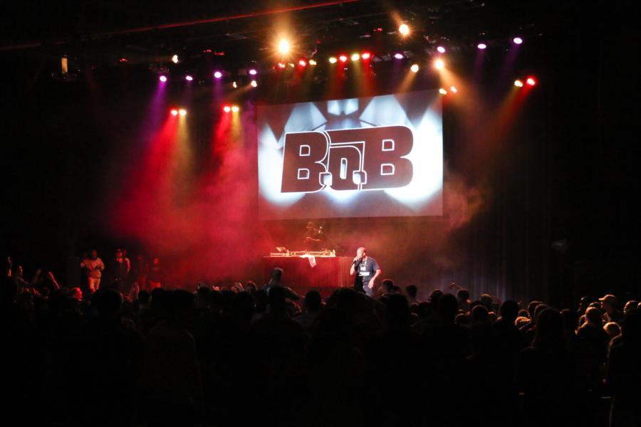 Cadet Entertainment Event - B.O.B
