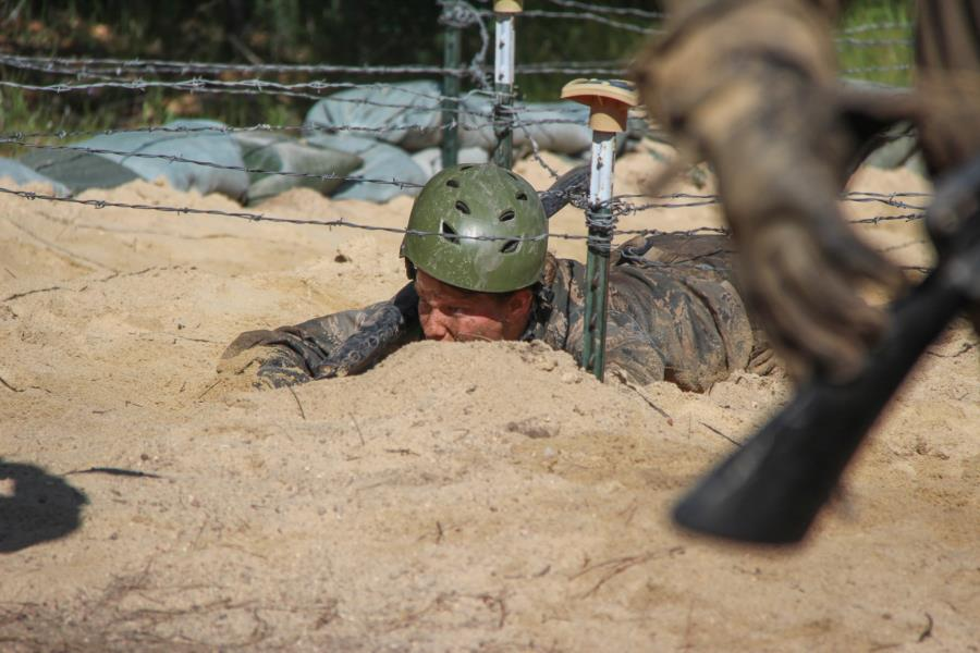 Assault Course Explained (For Real)