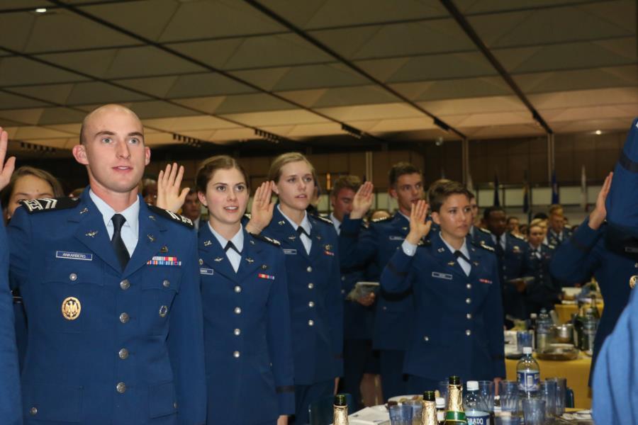 2019 Commitment Dinner | USAFA Webguy