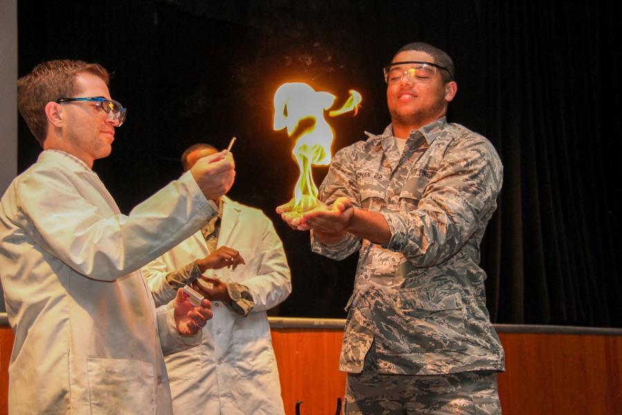 Prep School Honor Lesson & Science Demo