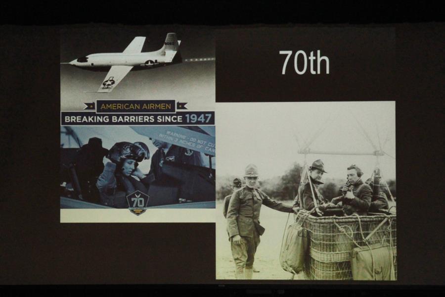Prep School History Lesson - Air Force Birthday