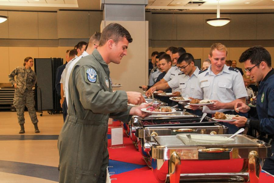 Quarterly Cadet Food Focus Group