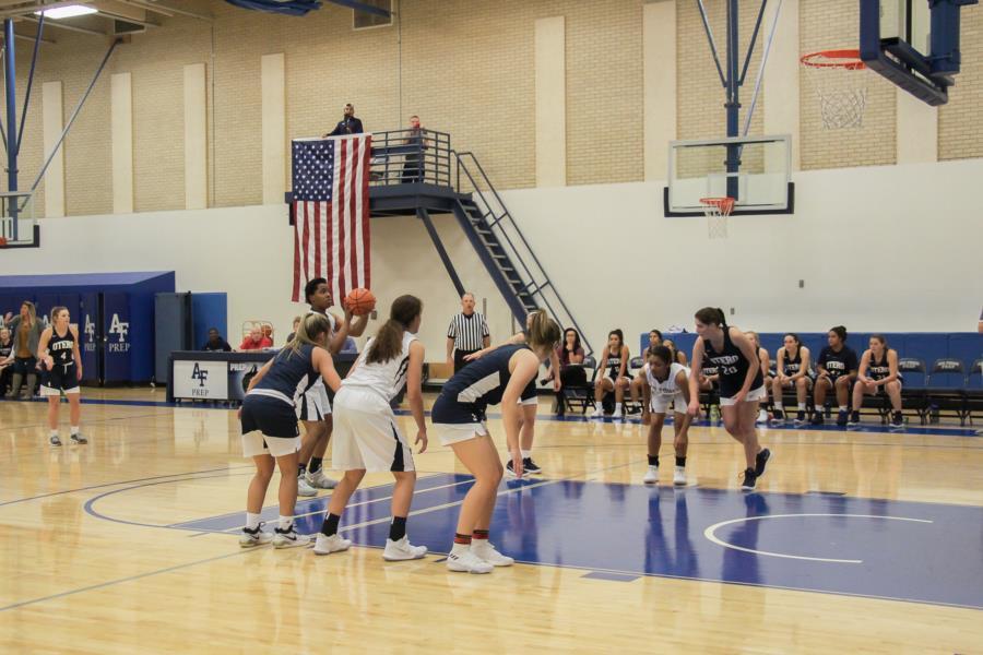 Women's Basketball | USAFA Webguy