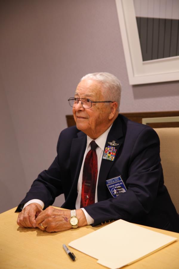 Lt. Col George Hardy
