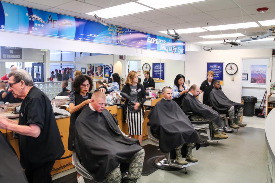 PFT & Haircuts