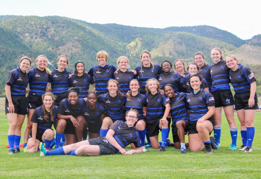 Women's Rugby - USAFA vs. Wyoming