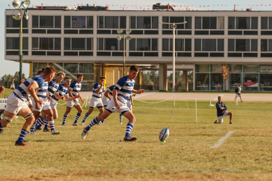 AFA Rugby vs Navy