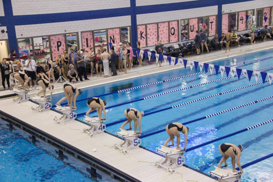 USAFA Men's and Women's Swim & Dive Teams