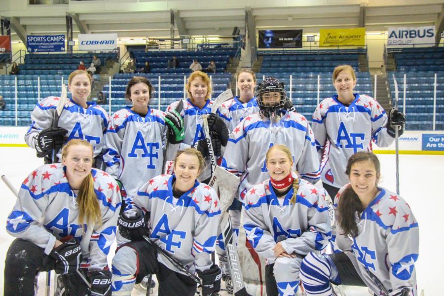 USAFA Women's Hockey