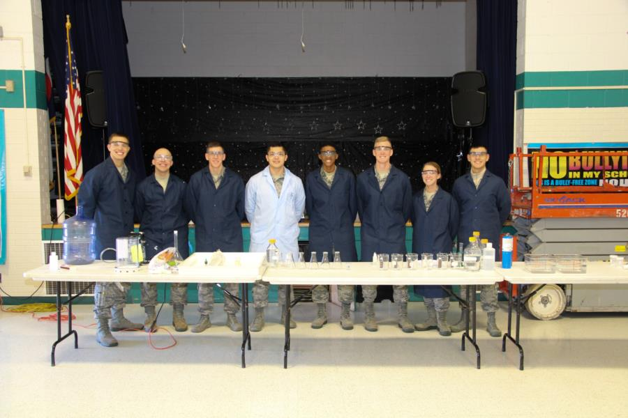 "Prep School Chemistry Traveling ""Magic Show"""