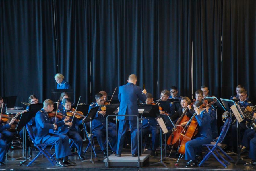 Cadet Orchestra Concert