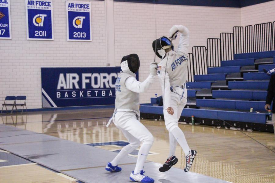 USAFA Men's Fencing
