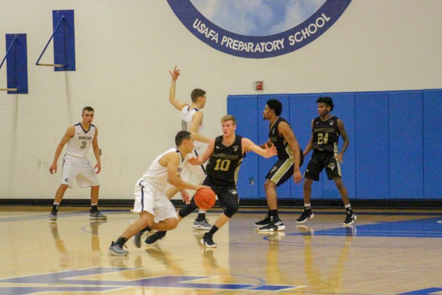 Prep School Men's and Women's Basketball | USAFA Webguy