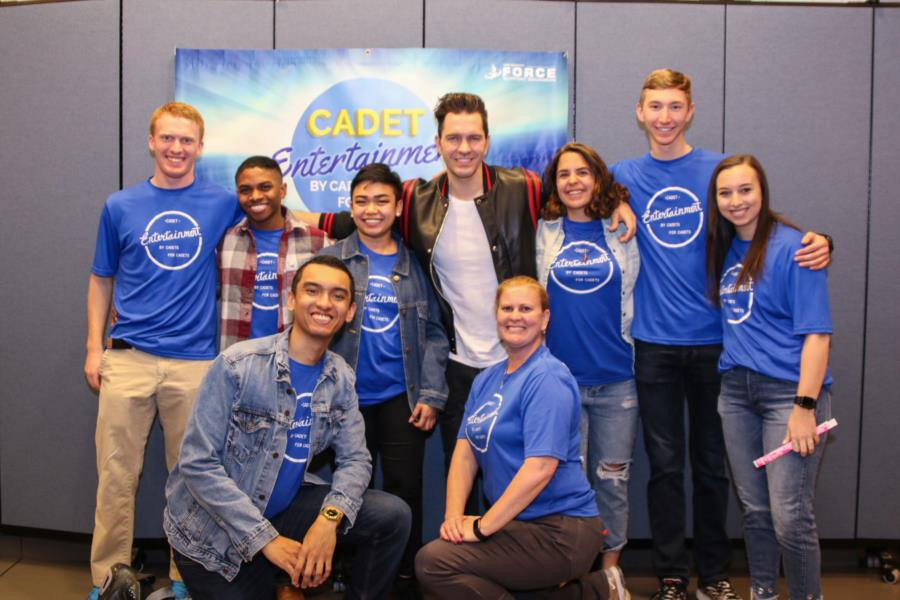 Andy Grammer Concert – Cadet Entertainment Event