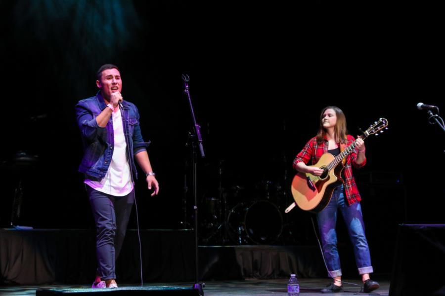 Andy Grammer Concert – Cadet Entertainment Event | USAFA Webguy