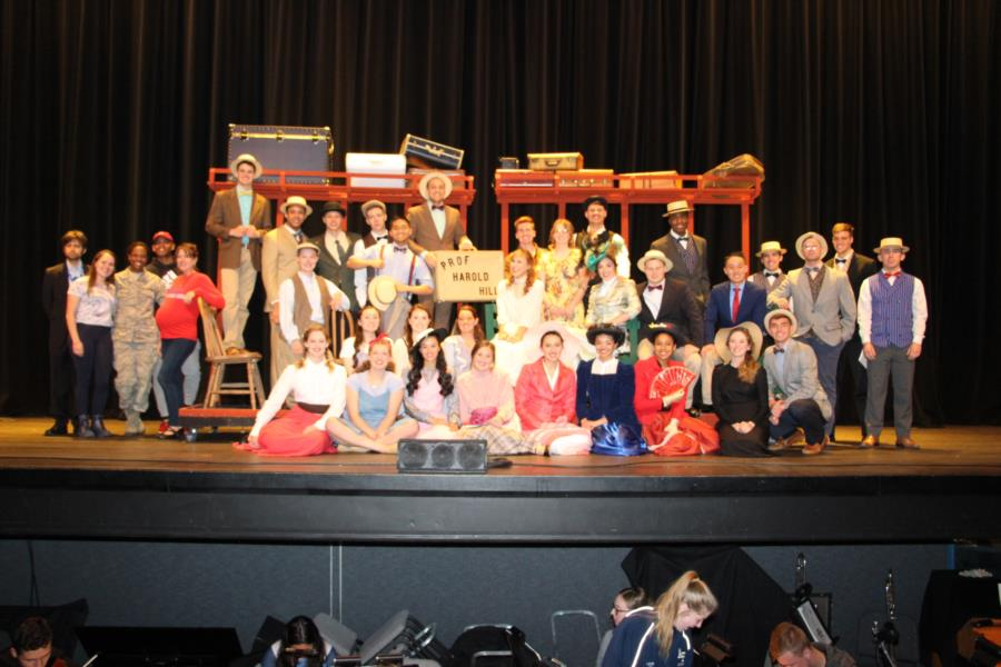 Bluebards present The Music Man