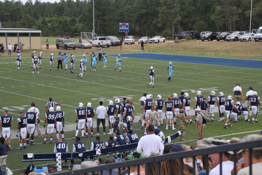 Prep School Football Game