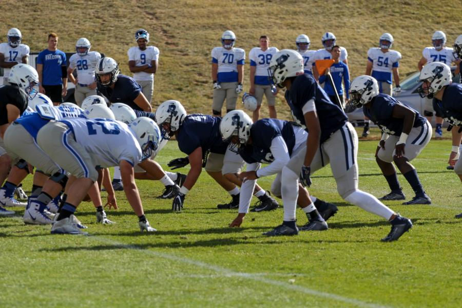 Prep vs USAFA Freshmen Football