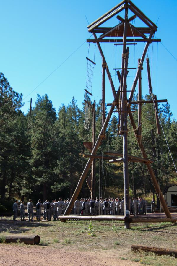 Prep School EBL at Ropes Course