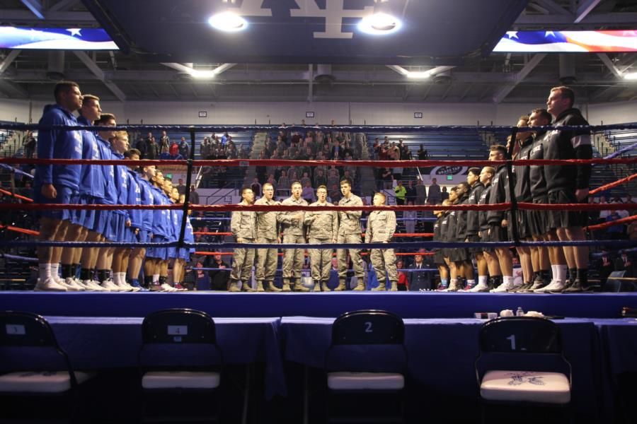 2020 Wing Open Boxing Championships