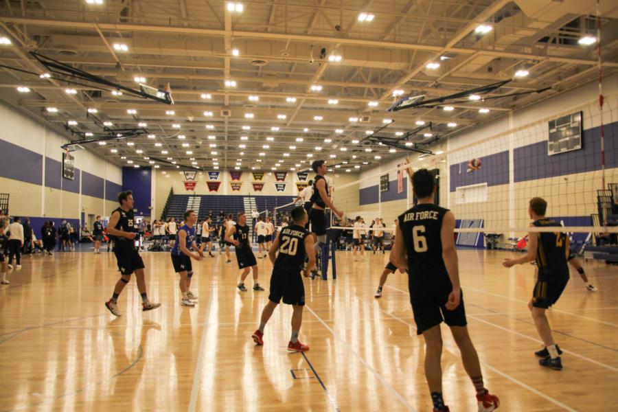 Men's Club Volleyball