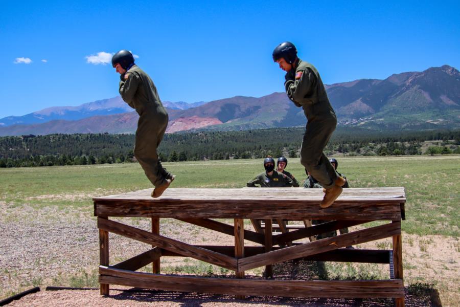 Jump Ground Training