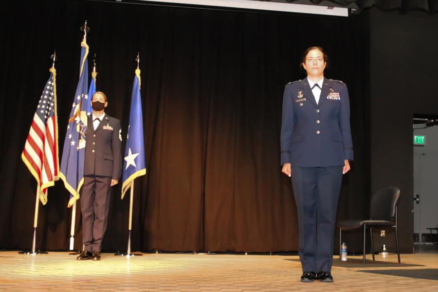 Prep School Assumption of Command