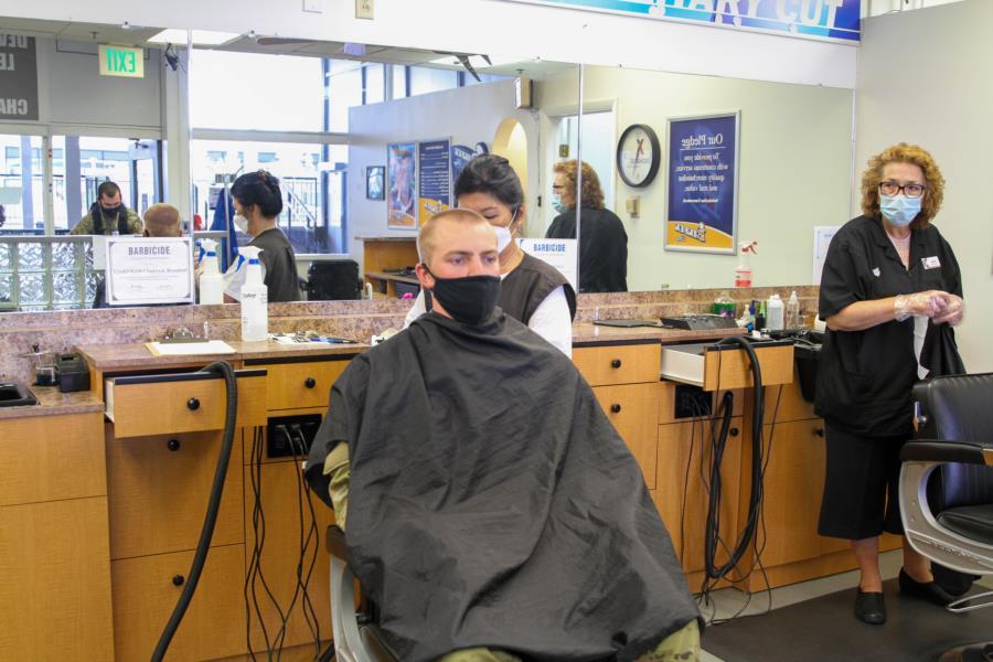 Prep Haircuts