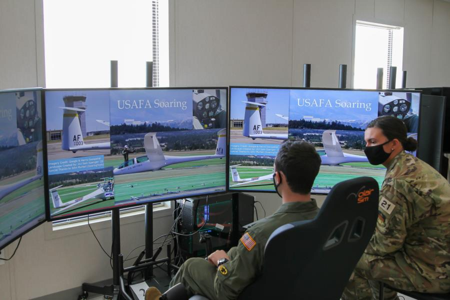 Soaring Immersive Device Training