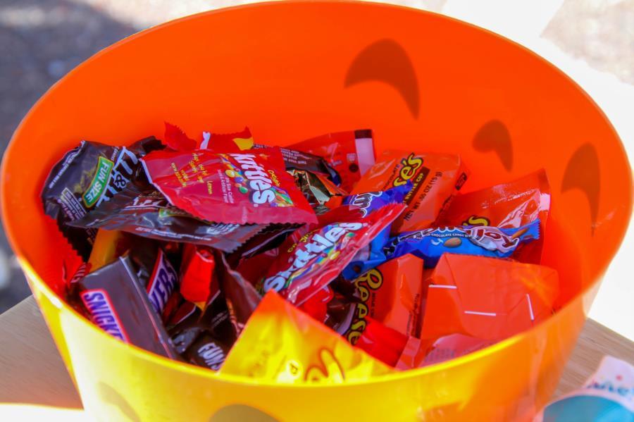 Prep School Halloween Festivities
