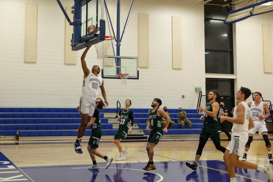 Prep Men's Basketball vs. Adams State JV