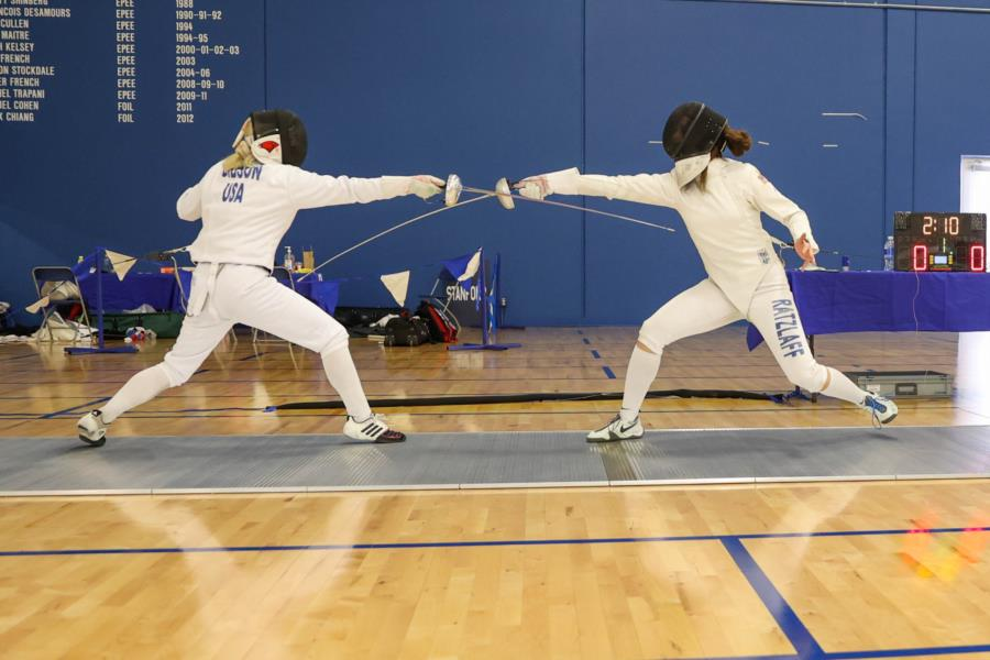 Women's Western Fencing Tournament
