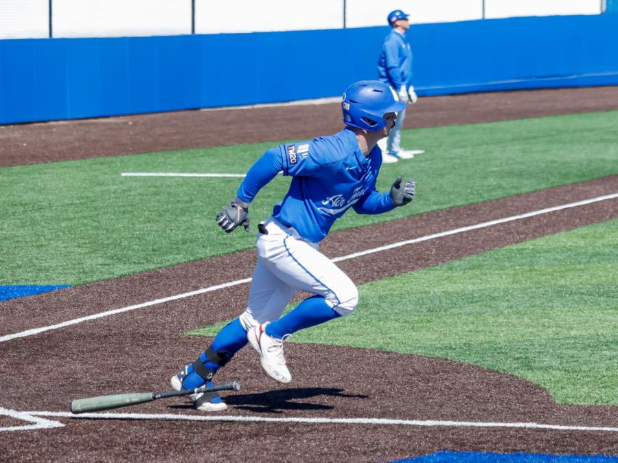 USAFA Baseball vs UNLV