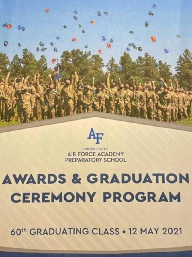 Prep School Class of 2021 Graduation