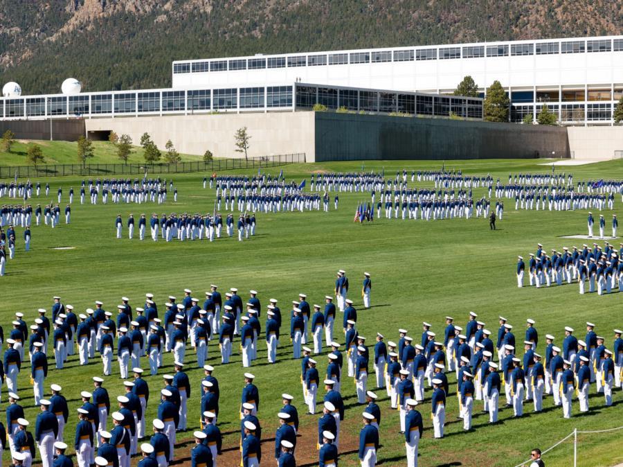 2021 Graduation Parade
