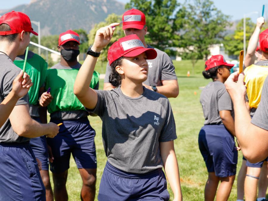 Prep School Team Building Activity
