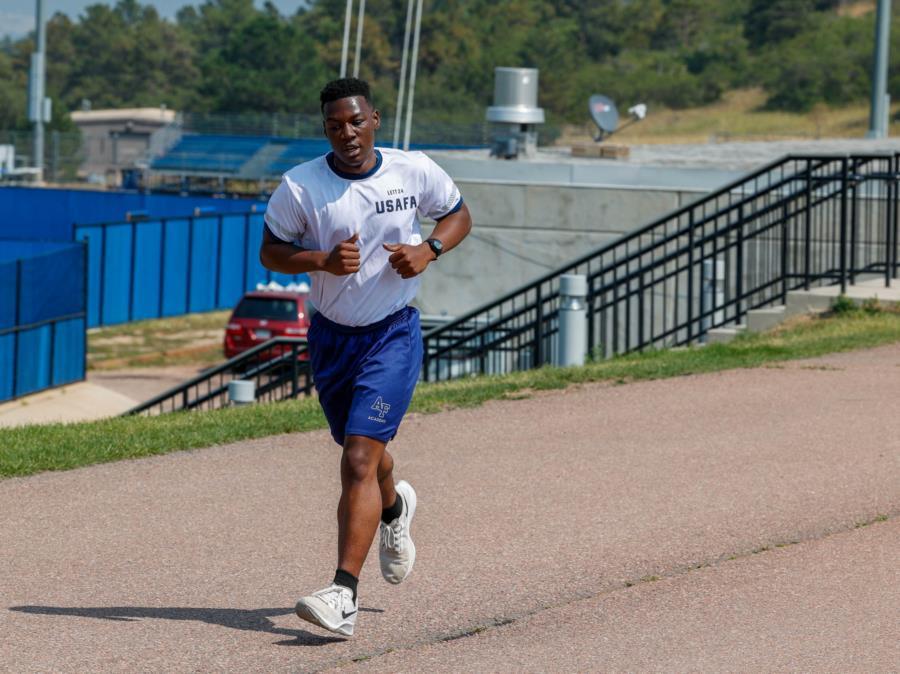 2021 Fall AFT (aerobic fitness test)